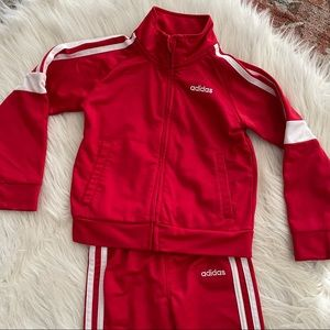 Adidas Originals Tracksuit - Size 3t (Worn once)
